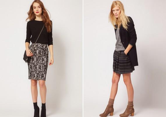 A legnőiesebb viselet a szoknya, ezért nem meglepő, hogy mindig az elsők közt szerepel a trendek listáján.