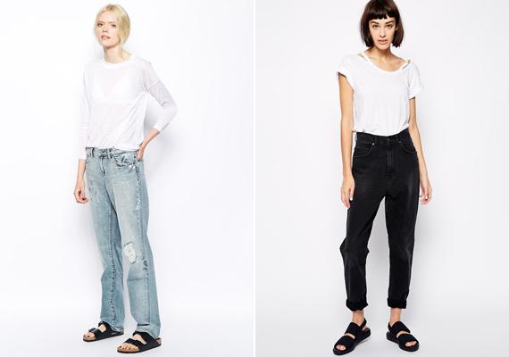 Nem probléma, ha kedveled a lezser megjelenést, de törekedj mindig egyensúlyra! Az öltözködés egyik alapszabálya, hogy ha alul bő, felül szűk, és fordítva. Ha boyfriend nadrágot választasz, akkor ne vegyél hozzá oversize pólót, inget.