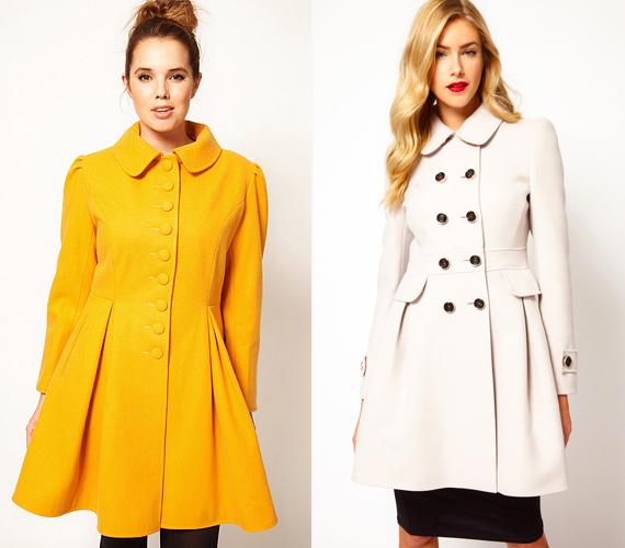 Őszi karcsúsító kabátdivat - Szépség és divat  e87d5bcd3f