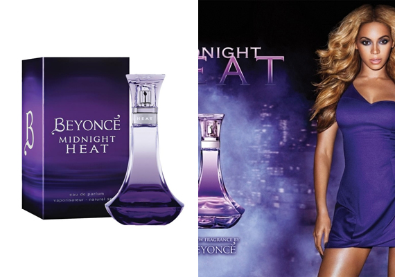 Titokzatos kalandokra és flörtölésre csábít Beyoncé Midnight Heat elnevezésű parfümje, ami tipikusan az éjszaka démonjainak szól. Ha szeretnéd az illatot, itt rendelheted meg.