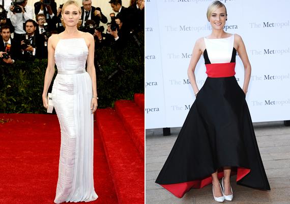 A modellből színésznővé avanzsált Diane Kruger az egyike azon keveseknek, akik a vörös szőnyegen sem vesznek igénybe divattanácsadót. A híresség stílusa annyira kiforrott, hogy enélkül is mindig telitalálat az outfitje.