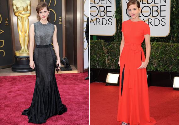 Emma Watson már tinédzser korában is irányadónak számított a divat világában, de ízlése a kor előrehaladtával csak még kifinomultabb lett, nem véletlen, hogy idén ő is felkerült a magazin listájára.