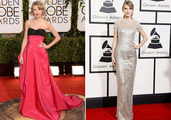 Nincs plasztikázott melle és a stílusa is egészen egyedi a sztárvilágban, de ez a különcség meghozta számára a sikert: Taylor Swiftet kiáltották ki az év legjobban öltözött hírességének.