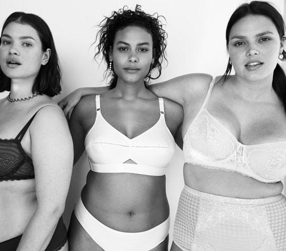 Utómunkát nem nagyon végeztek a képeken, a női test úgy látható, ahogy a legtöbb átlagos nő szembesül vele a tükörben.