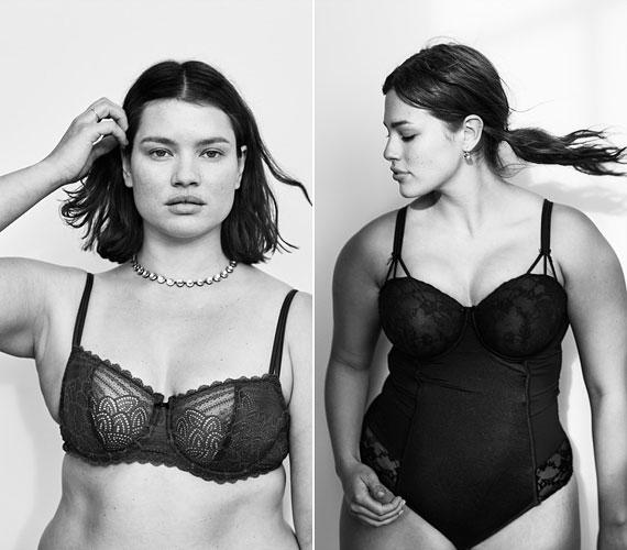 A Vogue után biztos, hogy még több magazin fog az oldalain többféle testalkatú nőt bemutatni.