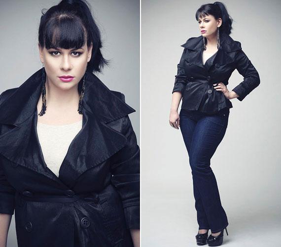 Botos Erika még csak négy éve modellkedik, de 2013-ban második helyen végzett egy brit modellversenyen. A fekete hajú szépség a Miss Molett közönségdíját is elhozta karrierje elején.