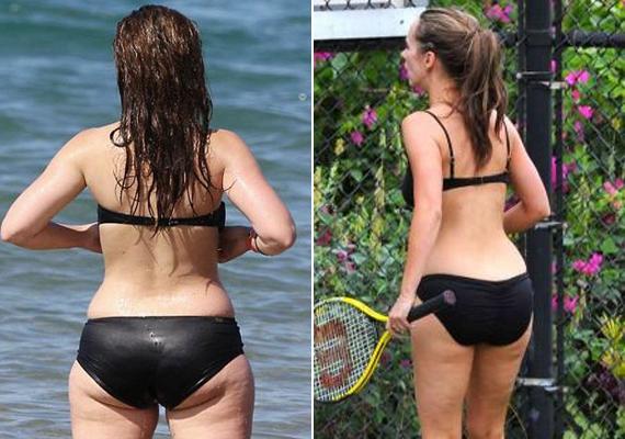 Jennifer Love Hewitt vakációiról több előnytelen bikinis fotó is felkerült az internetre, amit a sztár nem vett jó néven. Ez érthető, hiszen nem a vörös szőnyegen jelent meg, hanem civilként volt jelen.