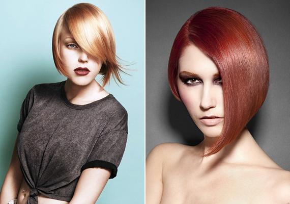Az aszimmetrikus fazon - pláne, ha az egyik oldalon borotválva van - nemcsak a nőiességedet nyomja el, de a vonásaidat is túl élessé teszi.