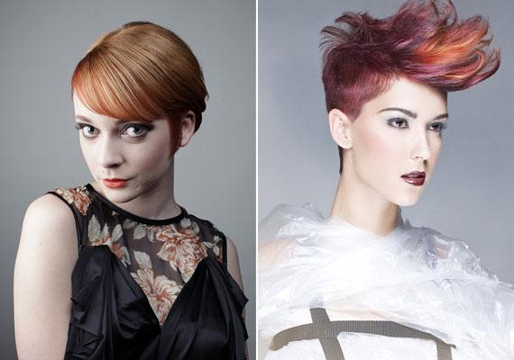 Az ombre, vagyis a színátmenet az ősz egyik slágere a hajfestésben is. A vörösből szőkébe hajló szín finom és nőies, míg az izgalmasabb árnyalatokkal vagány hatást érhetsz el.