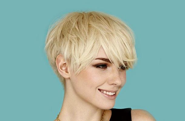 f2c82ab496 Ha a szálak nem hosszúak, könnyebben megtartják a saját súlyukat, és az sem  elhanyagolható szempont, hogy a rövid hajat ...