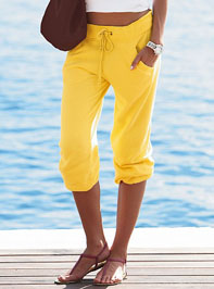 Sárga, sportos halásznaci