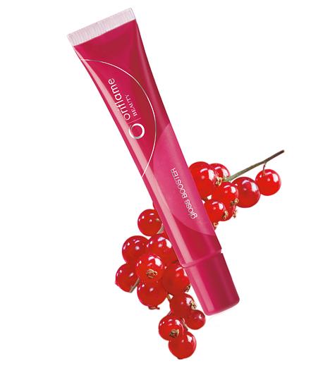 OriflameFinom ribizliillatú, csillogó, piros szájfény. Praktikus, vágott végével akárhol, akármikor fel tudod vinni a festéket. Önmagában és kiemelőként is használható.Ára 1499 forint.
