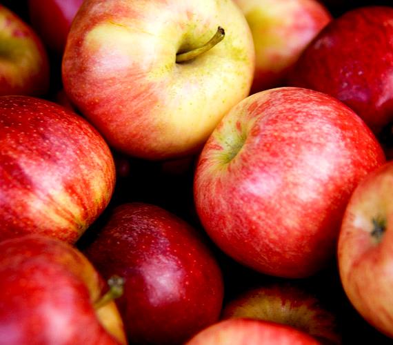 Az alma igazi jolly joker, hiszen egész évben kapható. Reszelve, joghurttal elkeverve nincs nála jobb hámlasztó. A keveréket megtisztított arcra vidd fel, ha megszikkadt, akkor ujjbeggyel dörzsöld le.