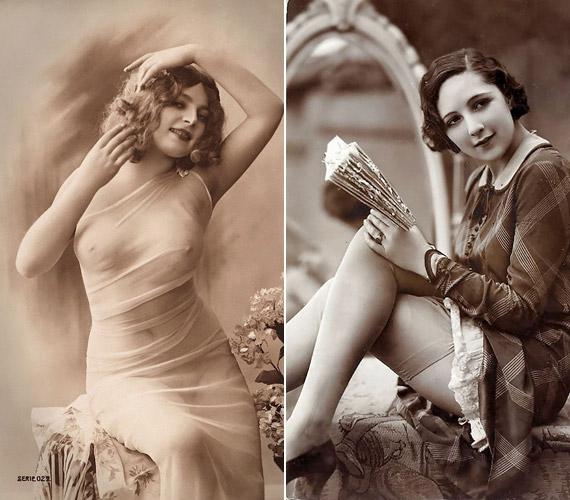 A huncut fotók jóval visszafogottabbak voltak a mostaniaknál. A képeket jobban megnézve feltűnhet, hogy bizony akkor is retusáltak bőszen.