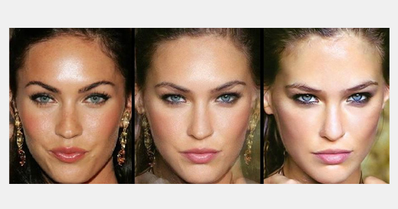 Igazán egzotikus lett a végeredménye a különleges szépségű Megan Fox és Bar Refaeli találkozásának is.