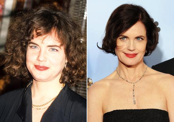 A Downton Abbey sztárja, Elizabeth McGovern fiatalon mondhatni kissé jellegtelen volt, most azonban, 53 éves korában huszonéveseket megszégyenítő bájjal és stílussal rendelkezik.