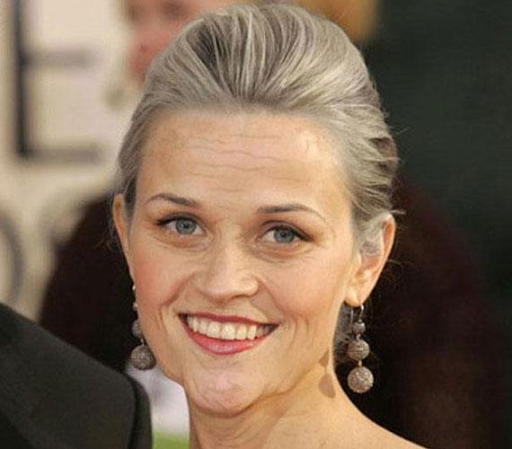 Reese Witherspoonnal kevésbé.