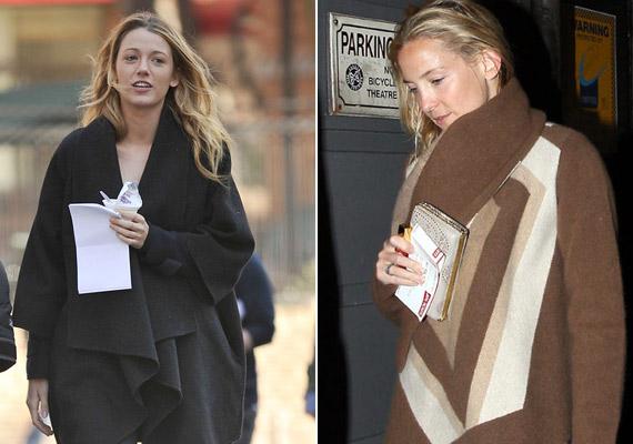 A két szőkeség, Blake Lively és Kate Hudson is jól festenek természetes valójukban.