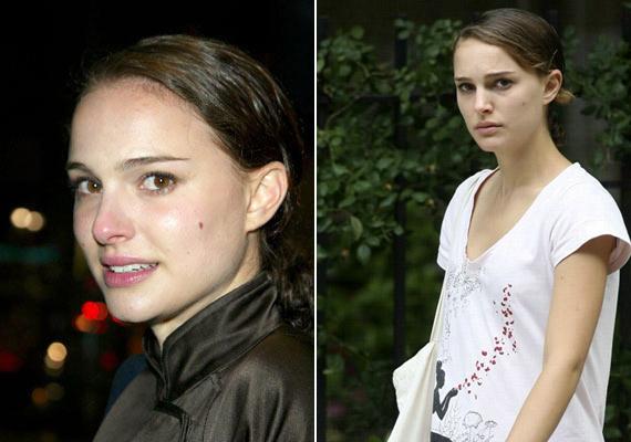 Natalie Portman hiába töltötte már be a 30-at, ma is úgy néz ki, mint egy tinédzser, igaz, néha morcos tinédzser.