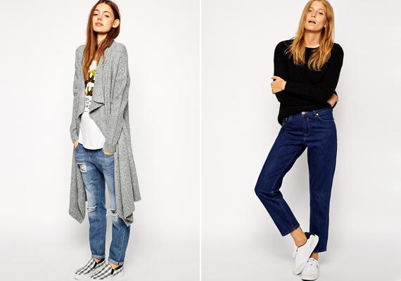 És ha már oversize, a bő pulcsi-bő nadrág párosítást messziről kerüld el. Pont elég az, ha a kabátban elvész a sziluetted, ne takard el a nőiességedet még ilyesmivel is. Ha felül oversize a fazon, alul legyen szűk, és fordítva.