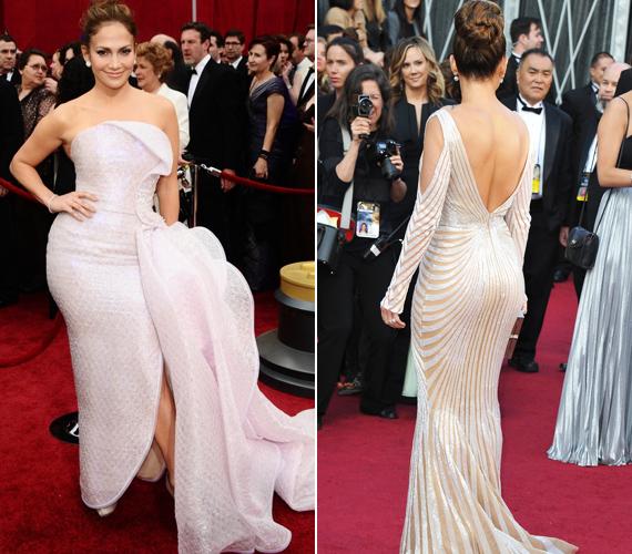 Ha Jennifer Lopez alakjáról szó esik, akkor mindenki az énekesnő fenekére asszociál, amit előszeretettel mutat meg bármikor. Már az is jól bizonyítja, hogy mennyire kelendő egy ilyen alkatú hölgy a férfiak körében, hogy Jennifert körüldongják a nála sokkal fiatalabb pasik is.