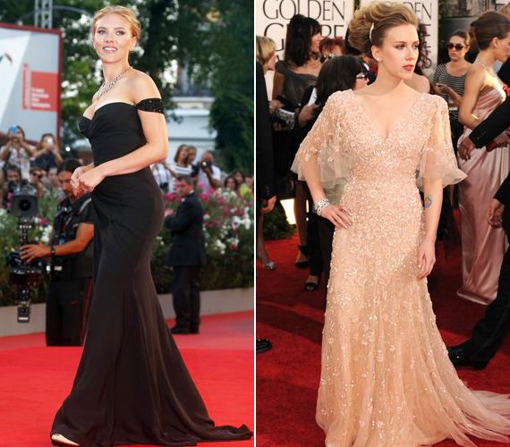 Scarlett Johanssont szokták úgy is emlegeti, mint napjaink Marilynjét, ugyanis homokóra alkata és erotikus kisugárzása hasonló érzéseket kelt a férfiakban. Annak ellenére, hogy a szép színésznő picit husis, nagyon sokan tarják vonzónak és ideálnak.
