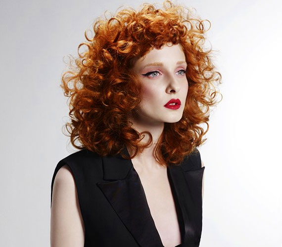 A természetesnek tűnő vörös hajat nem egyszerű elérni.