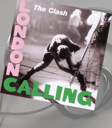 Clash: London CallingA Clash dupla albuma, a London Calling 1979. december 14-én jelent meg Angliában. A Rolling Stone magazin az 1980-as évek legnagyobb albumának nevezte, a Q Magazin pedig minden idők öt legjobb brit albuma közé sorolta. Ugyanez a magazin nyilvánította Penny Smith borítófotóját - mely egy New York-i koncerten készült - minden idők legjobb rock'n'roll-képének. A borítót Ray Lowry tervezte, tisztelegve ezzel Elvis Presley előtt - utóbbi debütáló albuma éppen így néz ki.