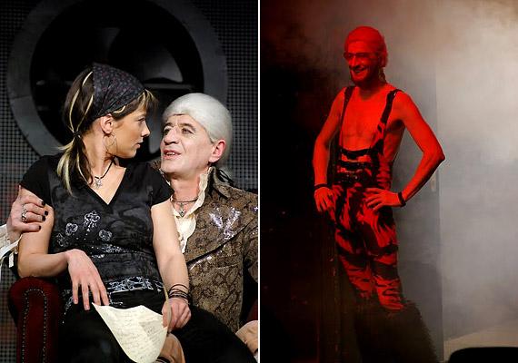 Mucsi Zoltán 2009. szeptemberében a Fővárosi Színházi Díjat kapott ebben a darabban nyújtott alakításáért.