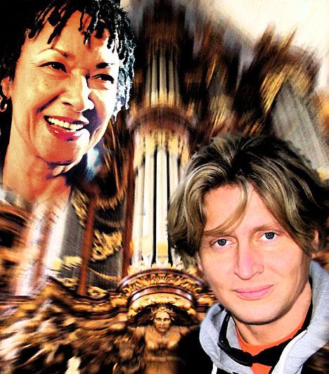Rhoda Scott - Varnus Xavér  Rhoda Scott - Varnus Xavér: Orgonák csatája című előadását láthatod a 2011. április 5-én este hétkor a Dohány utcai zsinagógában. Ha egy kicsit is érdekel a komolyzene, vagy kedveled Varnus Xavér játékát - Rhoda Scottot pedig még sosem hallottad élőben - ott a helyed!