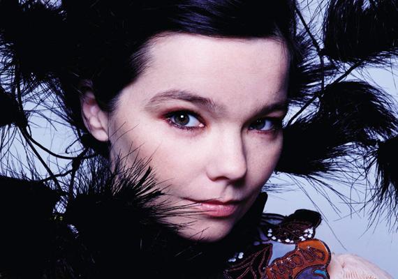 Björk a Heineken Balaton Sound fellépője lesz. Pontos időpont még nincsen.