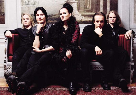 A Nightwish április 29-én lép színpadra.