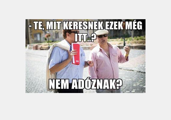 Orbán Viktor egy nyári hétvégén egy kicsit lazább képet posztolt magáról a Facebookra. Később biztosan megbánta.