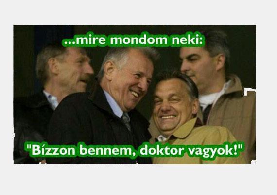 Schmitt Pál volt köztársasági elnök plágiumbotránya gazdag táptalaja volt a netes mémeknek.