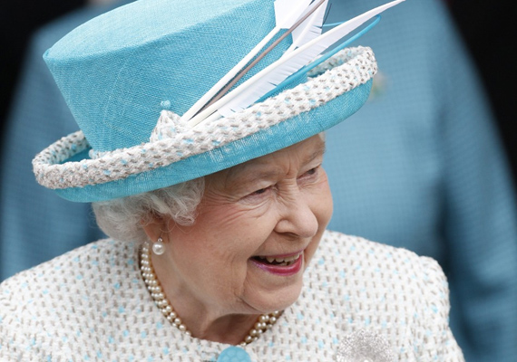 II. Erzsébet 60 éve ült az angol trónra.