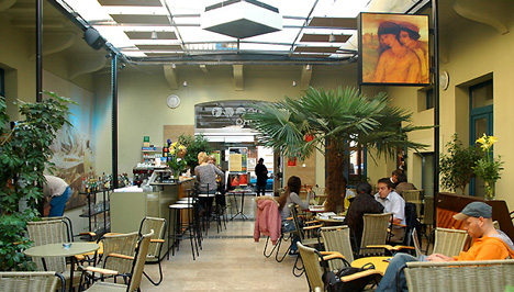 4 olcsó és hangulatos szabadtéri szórakozóhely Terasz   Femina