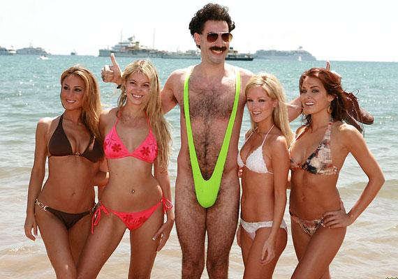 A 2006-os Borat többek között Egyiptomban, Kínában és Törökországban is tiltólistán van. Az antiszemiztizmus csupán egy pont a film bűnlajstromán.