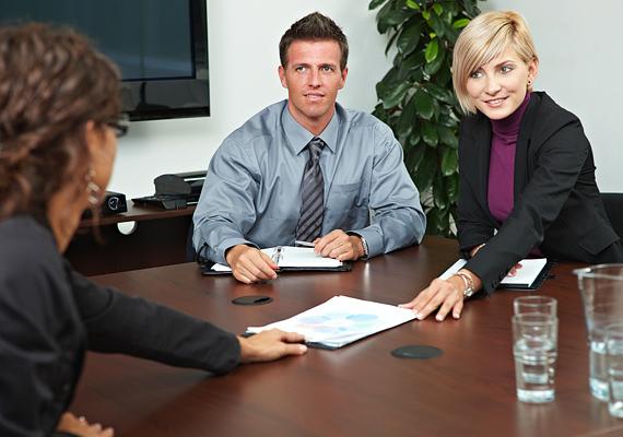 A HR-menedzserek között is kelendőbbek a nők, hála kedvességüknek és kommunikációs készségüknek.