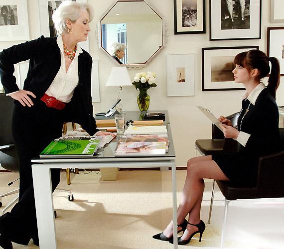 Az Ördög Pradát visel 2006-ban hódította meg a divatőrült csajokat. Meryl Streep a filmben nyújtott alakításáért Oscar-díjat kapott.