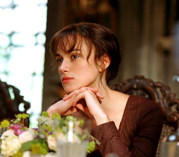 A Büszkeség és balítélet második filmváltozata 2005-ban került a mozikba. A Jane Austen regény alapján íródott film maga a romantika. A főszerepben: Keira Knightley.