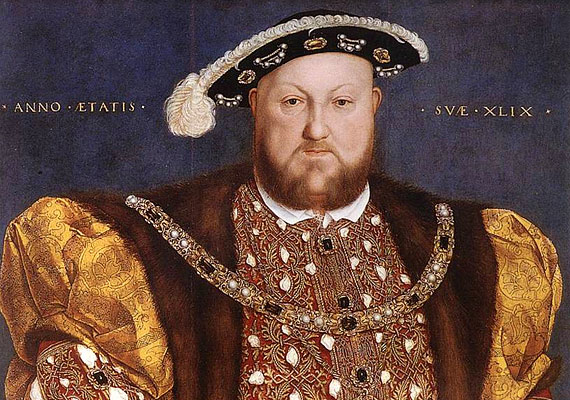 Tudod, hány felesége volt VIII. Henriknek? Nos, valójában csak kettő. A többi házasságát ugyanis érvényteleníttette, így azok jogi értelemben véve soha nem is léteztek.