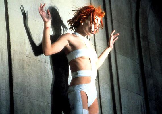 Az ötödik elemmel 1997-ben a mozirajongók pillanatok alatt a távoli jövőben találták magukat. A főszerepben Bruce Willist és Milla Jovovic-ot láthattad.