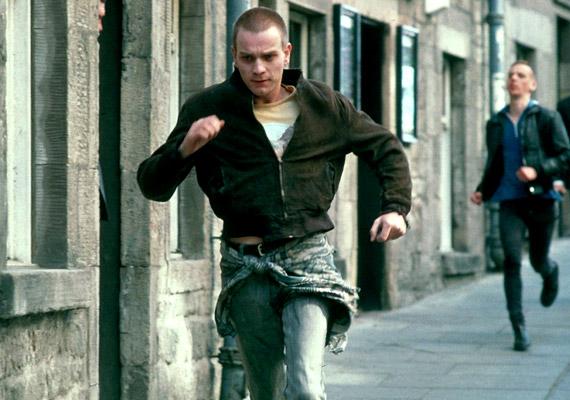 Az 1996-os Trainspotting főszerepében Mark Rentont - Ewan McGregor - és az ő tévelygő barátait láthattad.
