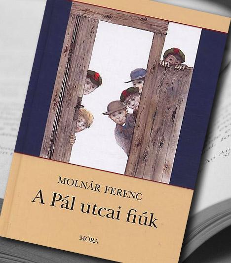 Molnár Ferenc: A Pál utcai fiúk  A Pál utcai fiúk Molnár Ferenc 1907-ben megjelent ifjúsági regénye. Először 1906-ban folytatásokban jelent meg a Tanulók Lapja című ifjúsági folyóiratban. A történet 1889. márciusában játszódik Budapesten, a Pál utcai fiúk és a Vörösinges fiúk csapatának hadakozását írja le. Nem csak Magyarországon, de Olaszországban, Lengyelországban és Japánban is kötelező vagy ajánlott iskolai olvasmány.