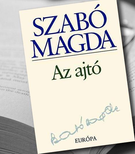Szabó Magda: Az ajtó  Szabó Magda Az ajtó című regénye valós történeten alapszik, melyben az írónő életének megrendítően szép epizódja elevenedik meg. Az 1987-ben megjelent könyv főhőse Szeredás Emerenc: az ő alakján keresztül vall Szabó Magda magányról, eltitkolt lelki sebekről, bűnről és megbocsátásról. A könyv az első magyar kiadás megjelenése utáni héten már nem volt kapható. Az ajtó megjelent németül, angolul, illetve 32 további nyelven.