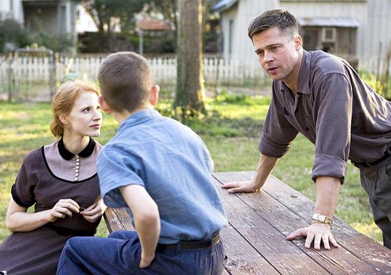 A Brad Pitt főszereplésével készült Az élet fája című film több díjat, többek között a cannesi filmfesztivál Aranypálma-díját is bezsebelte.