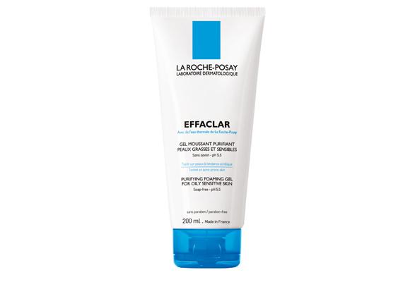A La Roche Posay Effaclar habzó arctisztító géljét kifejezetten problémás és nagyon érzékeny bőrre fejlesztették ki, ráadásul mindenféle színezéktől és illatanyagtól mentes.