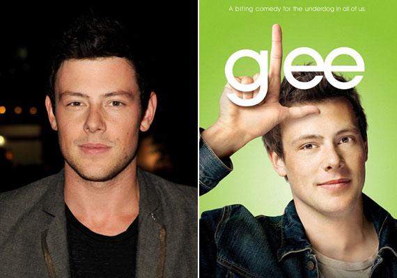 Cory Monteith 27 éves volt, amikor a Glee első részeit forgatták, a harmadik évadban, 29 évesen pedig még mindig középiskolást játszott.