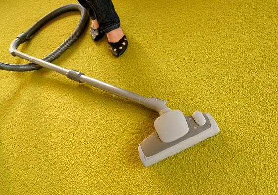 A háztartási gépek azt üzenik: azért kapod, hogy könnyebb legyen a munkád. Mi meg azt üzenjük: a takarítás nem egyedül a mi munkánk, ha meg akarod könnyíteni, fogd meg a porszívót!