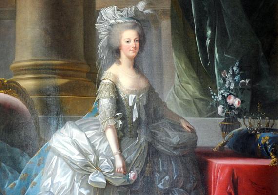 Marie Antoinette nem volt éppen a franciák kedvence, mert szeretett költekezni, és a féktelen orgiákat sem vetette meg, ennek ellenére Franciaország legbájosabb nőjének kiáltották ki.